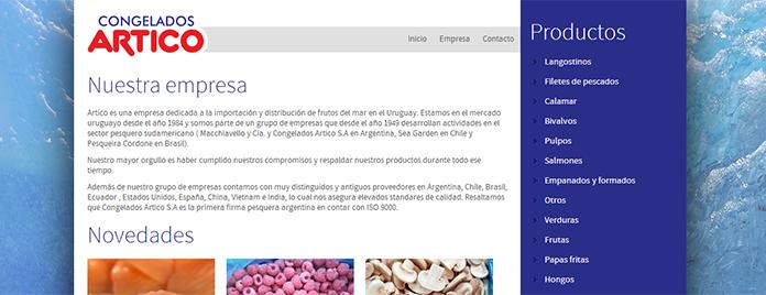 K bala web congelados artico - Empresas de alimentos congelados ...